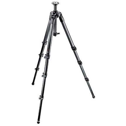 Manfrotto MT057C4 057 4 Section Carbon Fibre Tripod