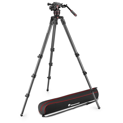 Manfrotto MVK608CTALL Nitrotech 608 and 536 Single L