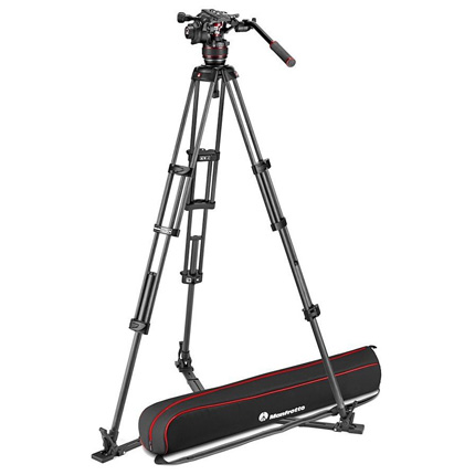 Manfrotto MVK608TWINGC Nitrotech 608 and Aluminium Tw