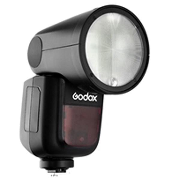 Godox V1S round camera flash for Sony