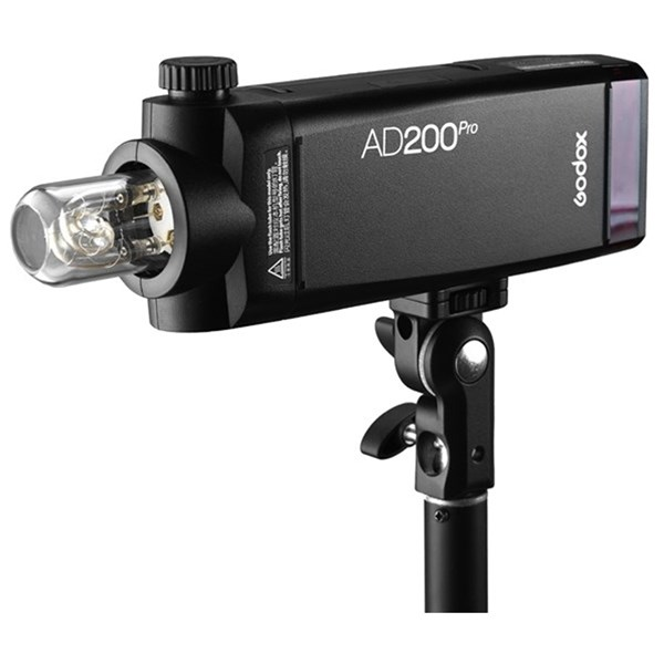 Godox AD200 Pro (TTL) WITSTRO Flash