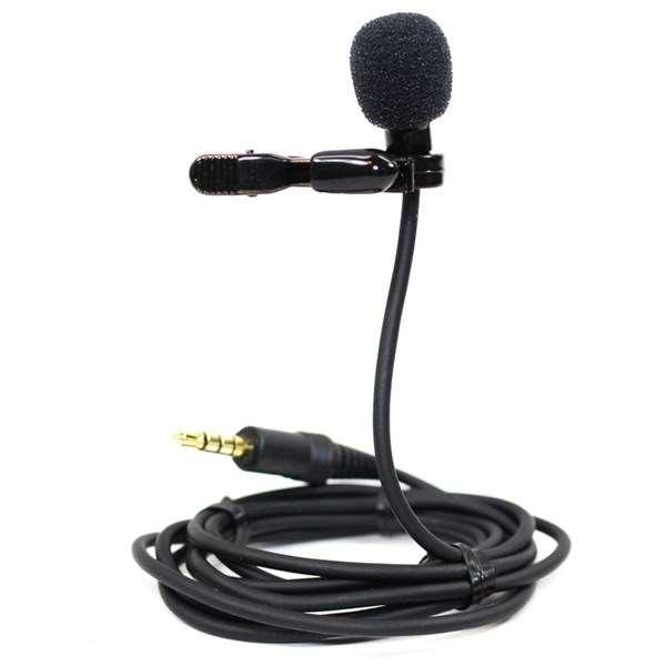 Azden EX-507XD Professional Lapel Microphone For PRO-XD
