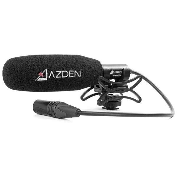 Azden SGM-250CX Professional Compact Cine Mic