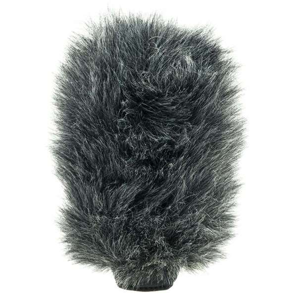 Azden SWS-10 Furry Windshield Cover For SMX-10 And SGM-990 Microphones