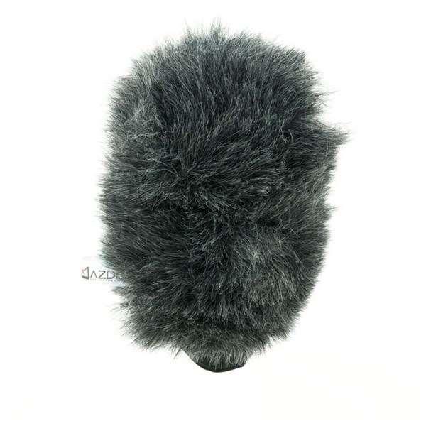 Azden SWS-CX Furry Windshield Cover For SGM-250CX Microphone