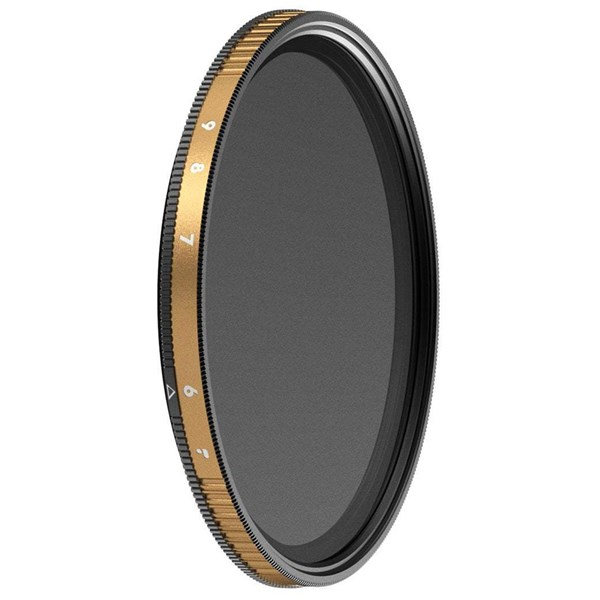 Polar Pro Variable ND Filter - Peter McKinnon Edition - 67mm 6-9 Stop Filter