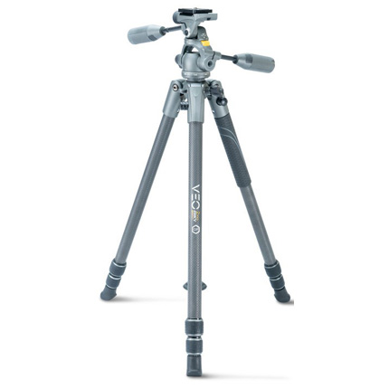 Vanguard 23mm Carbon Tripod with New VEO 2 PRO 233CPV