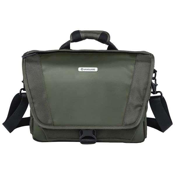 Vanguard VEO SELECT 33 GR - Messenger Bag - Green