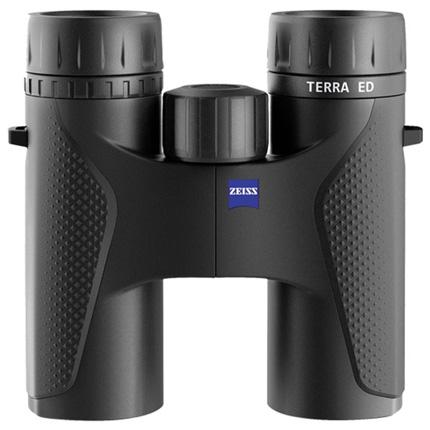 ZEISS Terra ED 10x32 Binocular - Black