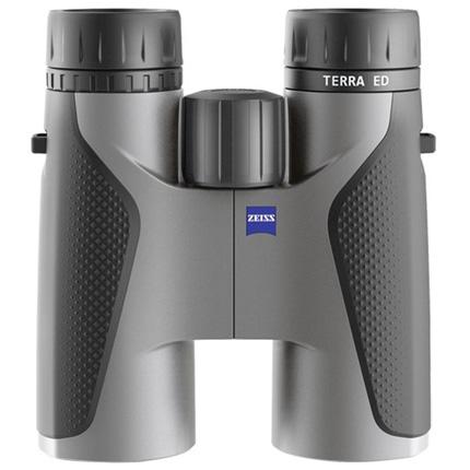 ZEISS Terra ED 8x42 Binocular - Grey/Black