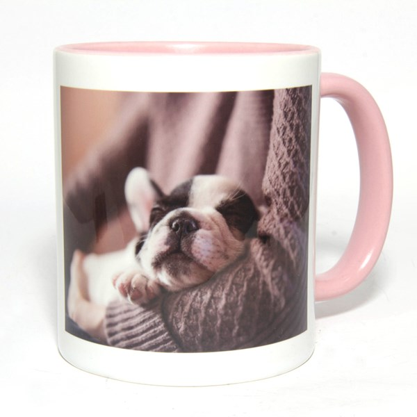 Instore - Pink Mug