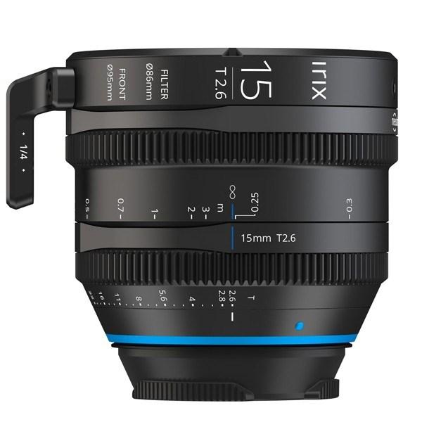 Irix 15mm T2.6 Cine Lens - Sony FE