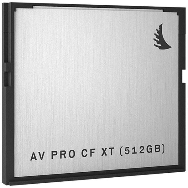 Angelbird 512GB AVpro XT CFast Memory Card