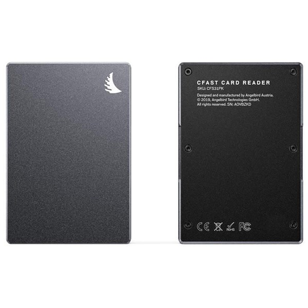 Angelbird CFast Single Card Reader