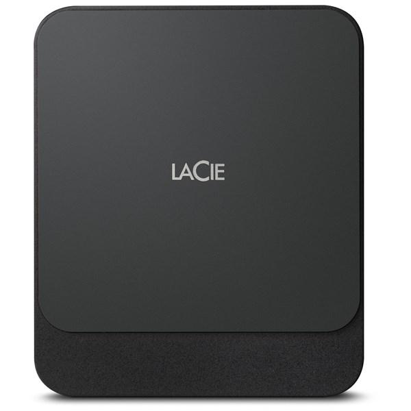 LaCie 500GB External Portable SSD USB-C