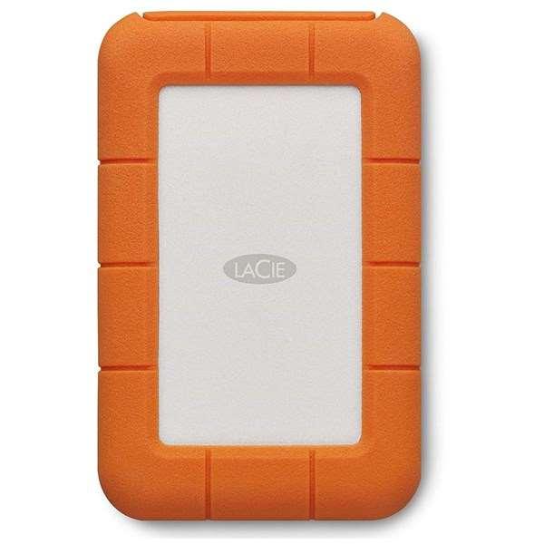 LaCie 2TB Rugged Secure USB-C Portable Hard Drive