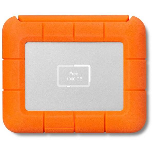 LaCie 1TB Rugged BOSS SSD