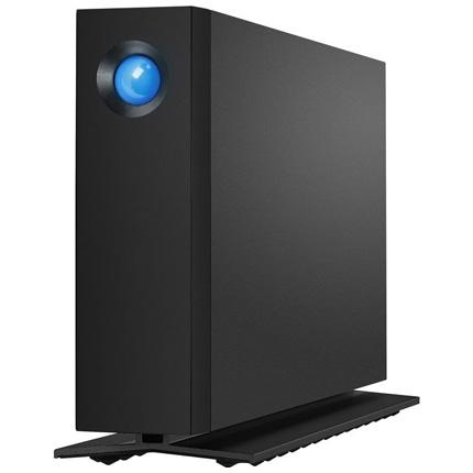 LaCie 6TB d2 Professional USB-C External Hard Drive