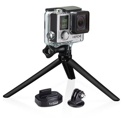 GoPro Tripod Mounts with Mini Tripod