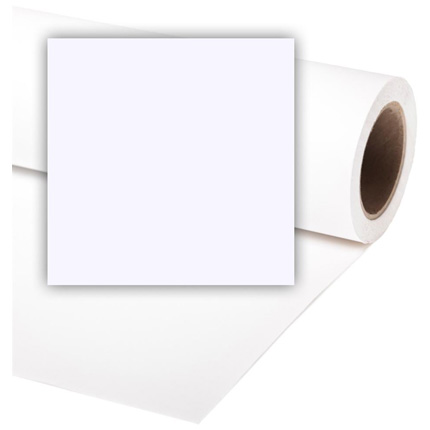 Colorama Paper Background 1.35 x 11m Arctic White LL CO565
