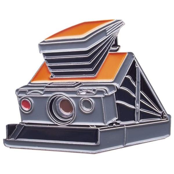 Official Exclusive Polaroid SX-70 Folding Camera Model I Pin Badge
