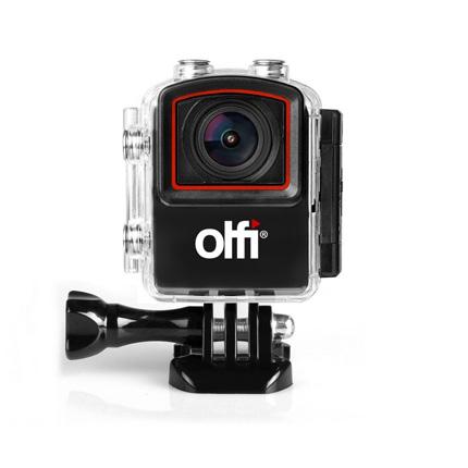 Olfi one.five Black Edition 4K Action Camera