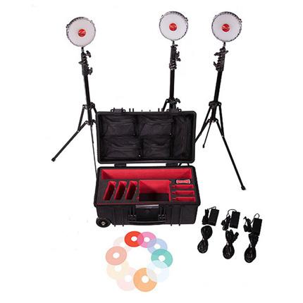Rotolight Neo II LED Light - 3 Light Kit