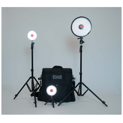 Rotolight 3 Light Location Kit