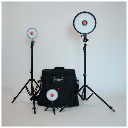 Rotolight 3 Light Location Kit Video 02