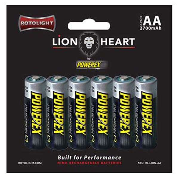 Rotolight lionheart AA rechargeable battery - Open Box