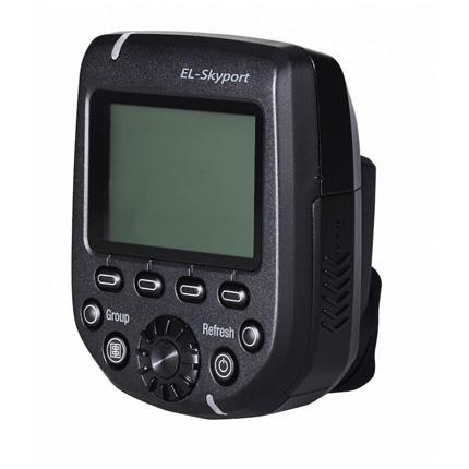 Elinchrom Skyport Plus HS Transmitter for Fuji Video 02