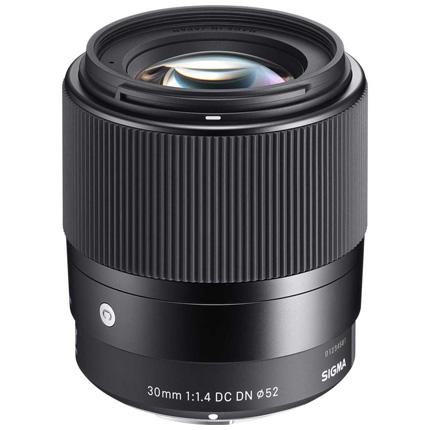 Sigma 30mm f/1.4 DC DN Contemporary Lens Sony E