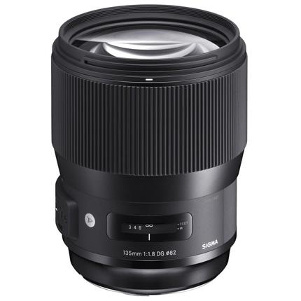 Sigma 135mm f/1.8 DG HSM Art Lens - L Mount
