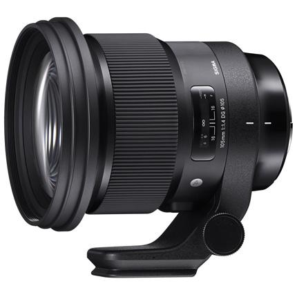 Sigma 105mm f/1.4 DG HSM Art Lens - L Mount