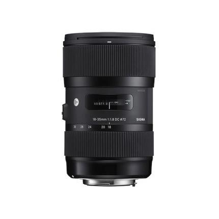 Sigma 18-35mm f/1.8 DC HSM Art Lens Canon EF
