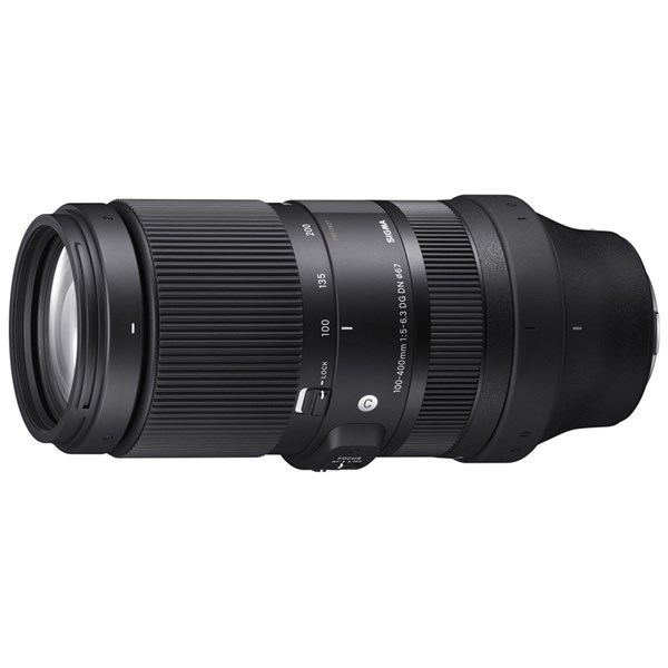 Sigma 100-400mm f/5-6.3 DG DN OS Contemporary - L-Mount