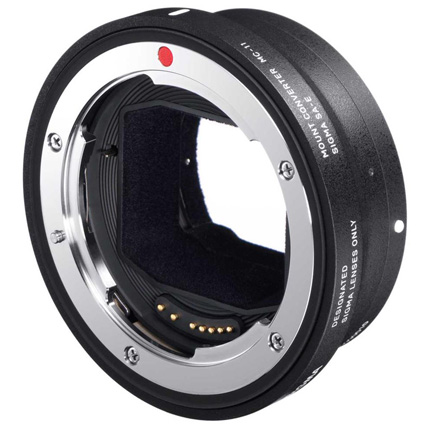 Sigma MC-11 Mount Converter For Sigma EF Mount Lenses To Sony E