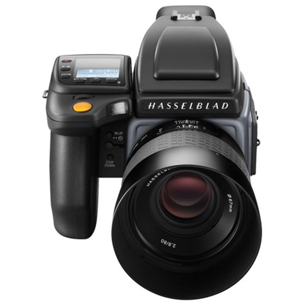Hasselblad H6D-50c Medium Format Camera Video 01