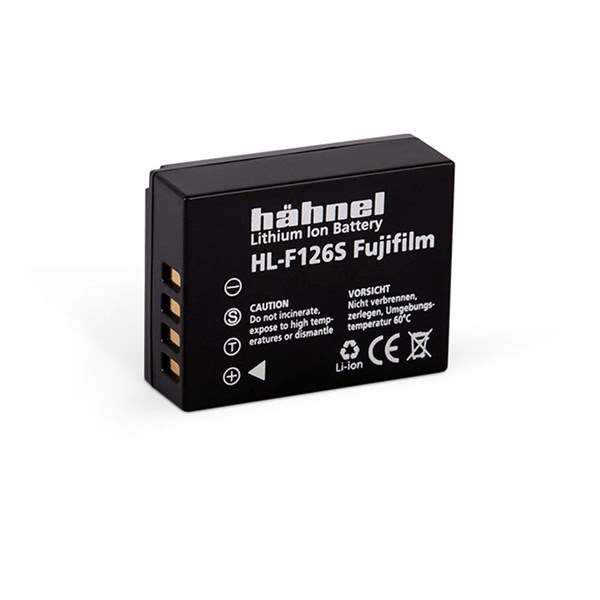 Hahnel HL-F126 Replacement for Fuji NP-W126 Battery