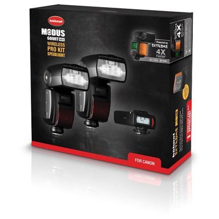 Hahnel Modus 600RT MKII Pro Flashgun Kit -Canon