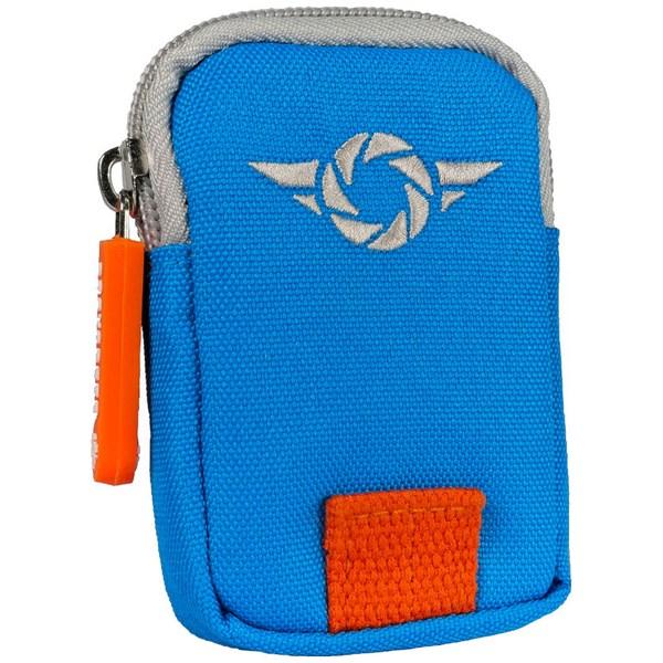 COSYSPEED Wallet Blue / Orange