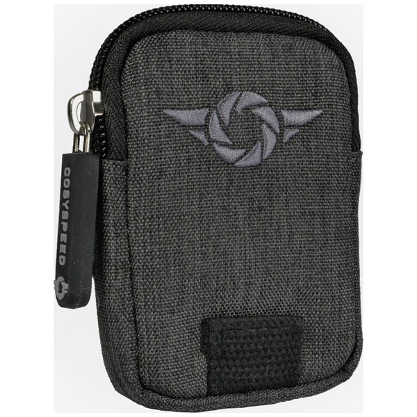 COSYSPEED Wallet Charcol / Black