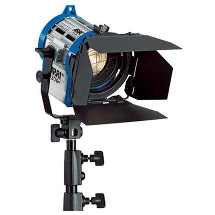 ARRI Junior 300 Plus Spotlight (13A Plug Fitted)