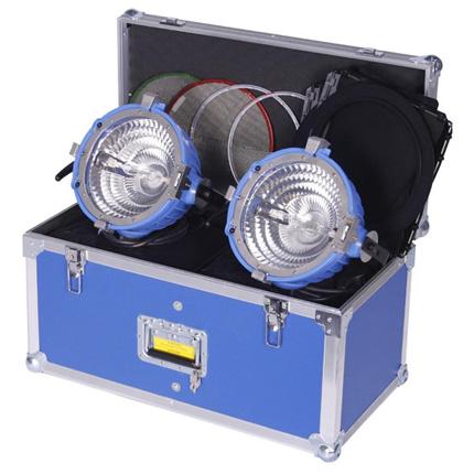 Arrilite 2000 Plus 2 Light Kit with Case