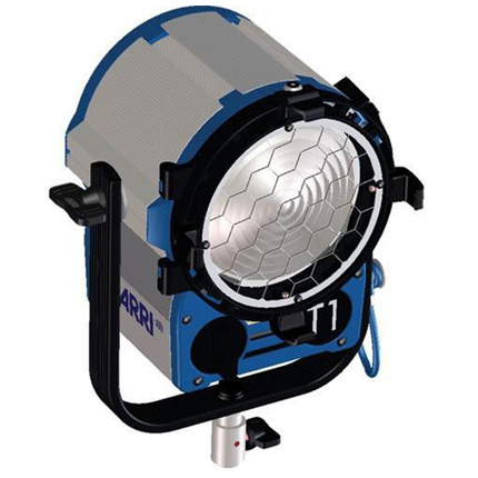 ARRI T1 True Blue Lamphead (13A Plug Fitted) Park Cameras