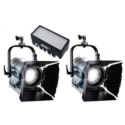 ARRI L5/LoCaster LED Lighting Kit II