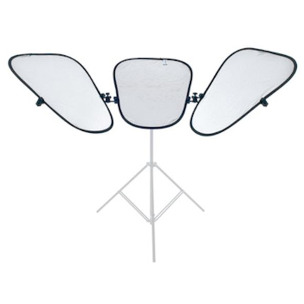 Lastolite Triflector Reflector MKII Frame + Silver/White Panels LL LR2933SW