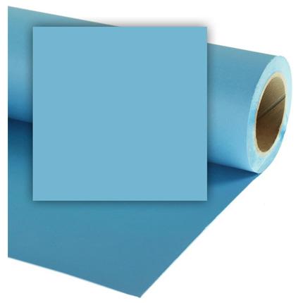 Colorama 2.72mx11m Sky Blue Photographic Paper