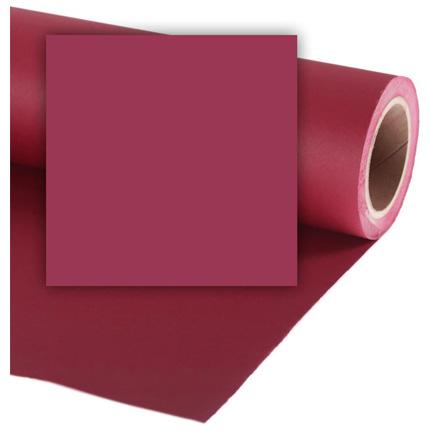Colorama 2.72mx11m Crimson Photographic Paper