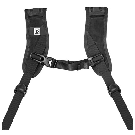 Black Rapid Double Slim Breathe Dual Camera Strap
